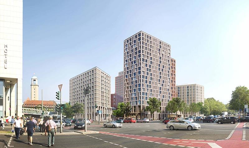 Projekt Spandauer Ufer, Berlin von ASTOC ARCHITECTS AND PLANNERS GmbH, Köln