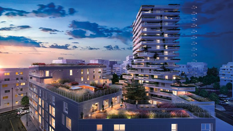 Kreative BIM-Planung mit Vectorworks Architektur 2019. Bild: Villanova Icône | Hamonic+Masson & Associés, Frankreich