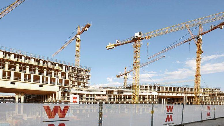 Bauunternehmen WOLFF & MÜLLER