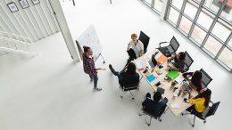 ARCHIBUS mit Fokus zum Workplace-Management auf der servparc