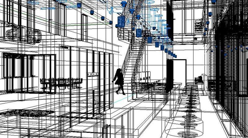 BÄRO und BIM und die digitale Gebäudedatenmodellierung
