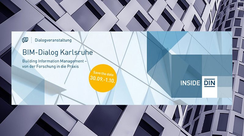 Baugespräche und Dialogveranstaltung: BIM-Dialog