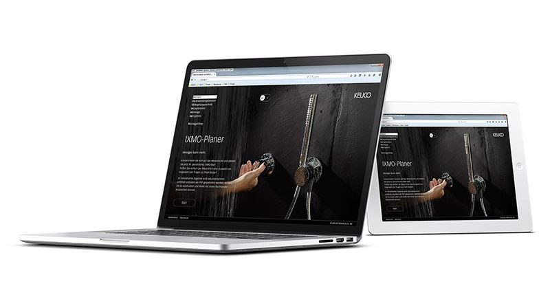 IXMO Onlineplaner von KEUCO