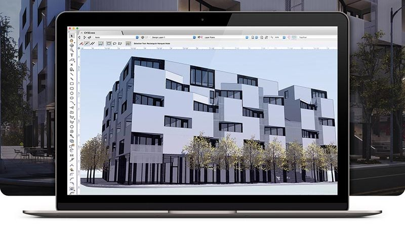 Version 2020 der BIM- und CAD-Software Vectorworks Architektur