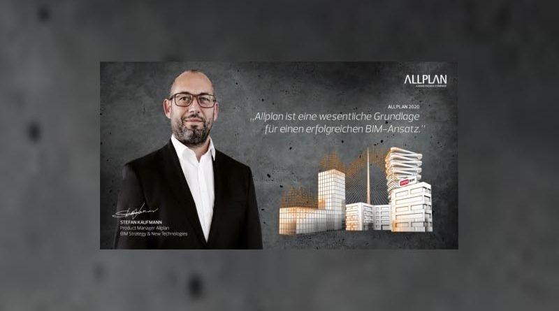 ALLPLAN auf der BIM World 2019