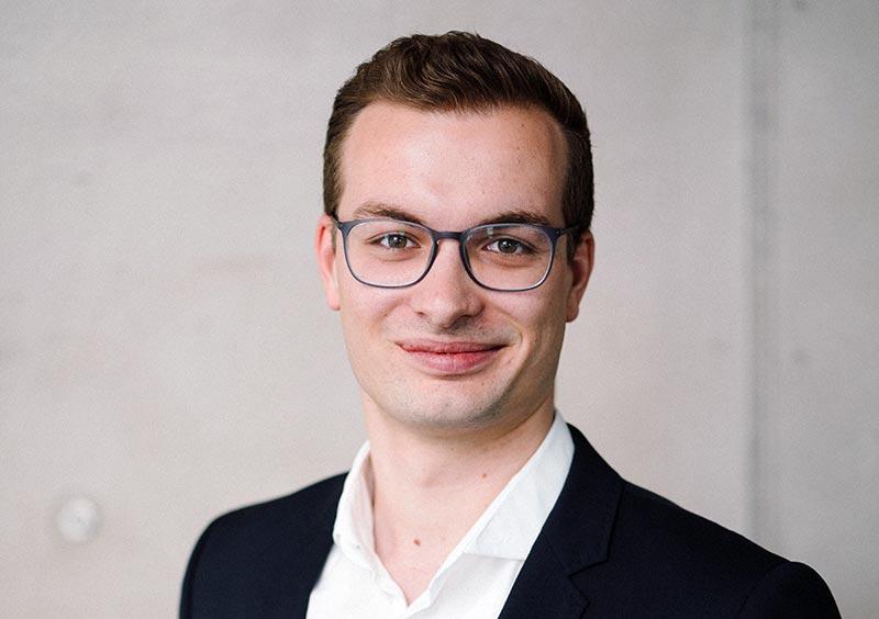 Felix Müller, M.A. Marketing & Sales, BIMWORX GmbH