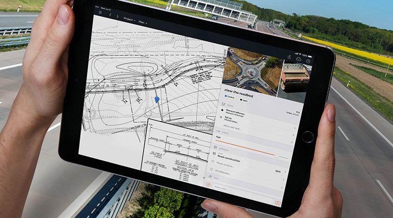 Verkehrswegebau auf Basis von herstelleroffenen und systemunabhängigen Lösungen. Foto: docu tools GmbH