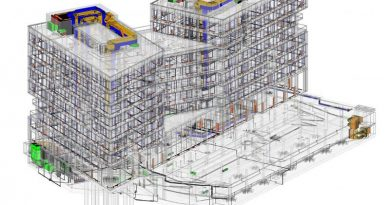 Bauunternehmen WOLFF & MÜLLER bearbeitet jedes Hochbauprojekt in der Rohbauphase mit Building Information Management (BIM)
