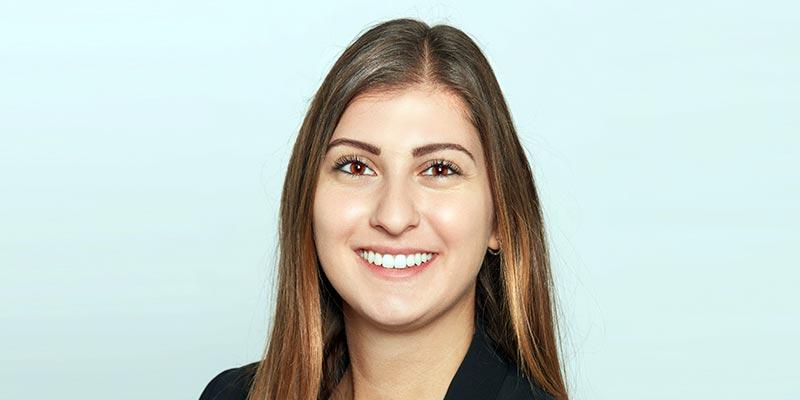 Zeynep Kaplan. Sie ist BIM-Managerin bei der Wolff & Müller Holding in Stuttgart