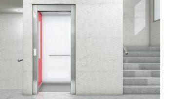 Schindler stellt dem Forschungsprojekt BIM-Modelle von verschiedenen Ausführungen des Aufzugtyps 3300 zur Verfügung. Foto: Schindler