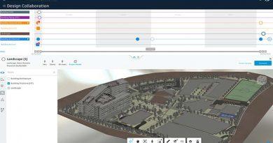 BIM 360 Design im Einsatz bei BNIM. Bild zur Verfügung gestellt von BNIM.