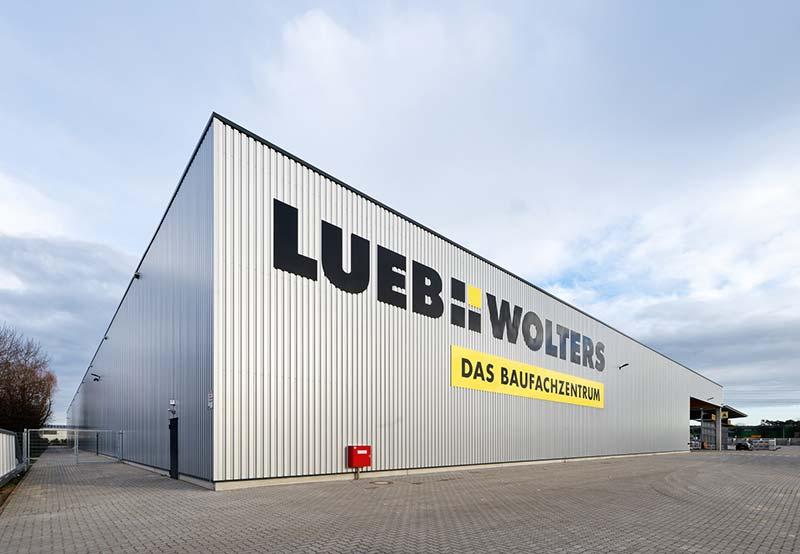 Das Projekt umfasste unter anderem den Bau einer circa 9.300 Quadratmeter großen Lager- und Logistikhalle. Foto: Brüninghoff