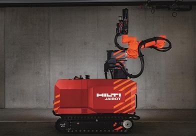 Hilti stellt BIM-fähigen Baustellenroboter vor