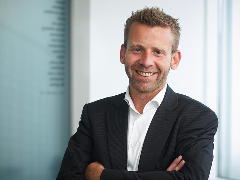 Lars Oberwinter, Geschäftsführer von Plandata. Bildquelle: Plandata/ Carl Anders Nilsson