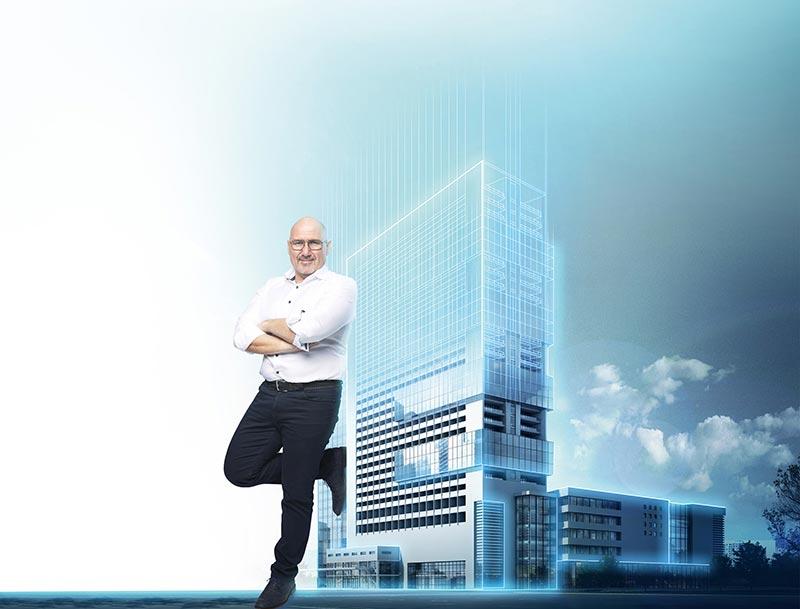 Werner Trefzer ist Leiter Technische Dokumentation bei Geberit International und erfahrener BIM-Spezialist.