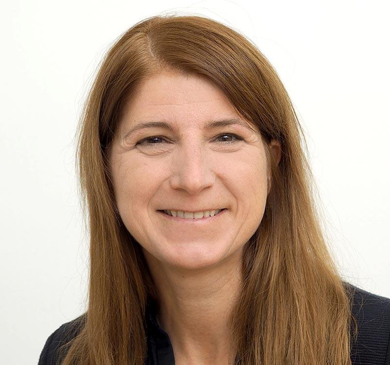 """Prof. Dr. Henriette Strotmann stellt in der Online-Veranstaltung das Mastermodul """"BIM Interdisziplinär"""" vor. Foto: privat"""